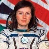 Astronaut Helen Sharman
