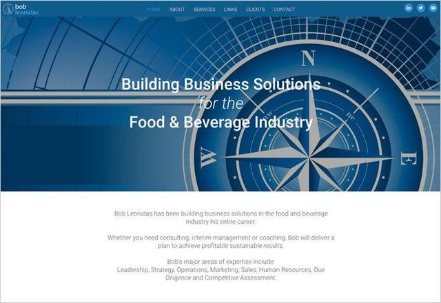 Bob Leonidas | Building Business Solutions