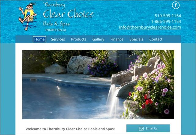 Thornbury Clear Choice | Pools & Spas