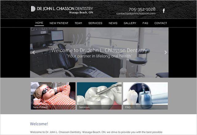 Dr. John Chiasson Dentistry