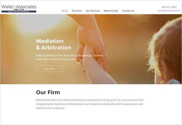 Family Law Firm | Mediation & Arbitrtation