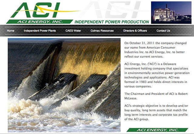 ACI Energy, Inc - Toronto