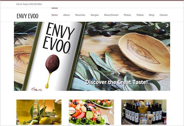 Envy Evoo - premium Greek olive oil