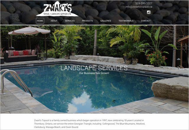 Zwart's Topsoil & Landscaping Ltd.