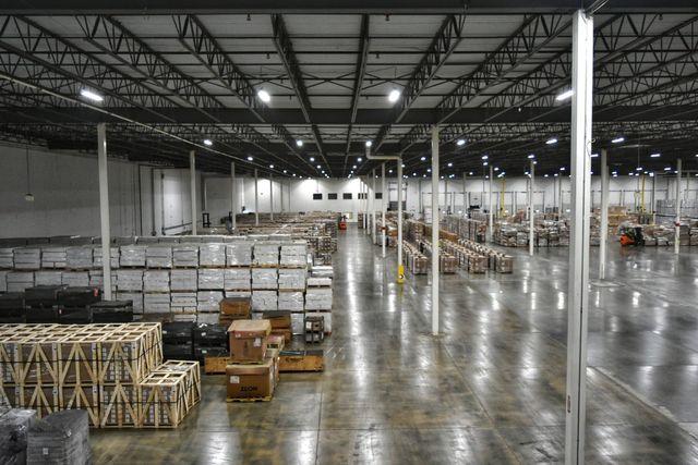 Storage – Naperville, IL – JBS Logistics & Warehousing