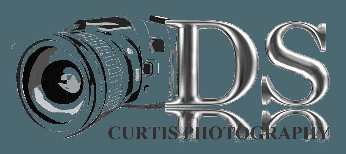 D S CURTIS PHOTOGRAPHY logo
