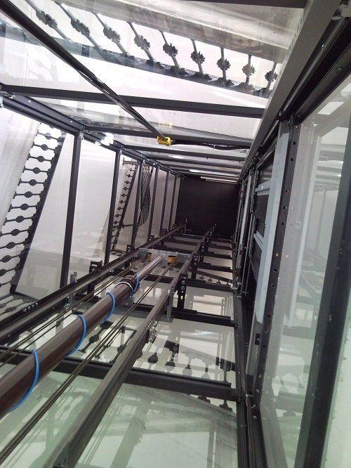 tromba dell'ascensore