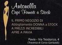 ANTONELLA CAPI FIRMATI A STOCK logo