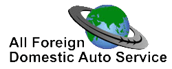 Auto Repair, All Foreign and Domestic Auto Service