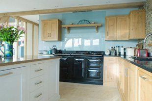 Decorating - Bromsgrove, Worcestershire - The Paint Workshop - Kitchen Design