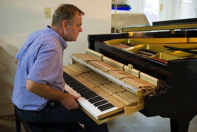 Piano Restoration Service