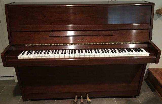 Yamaha Piano - Walnut