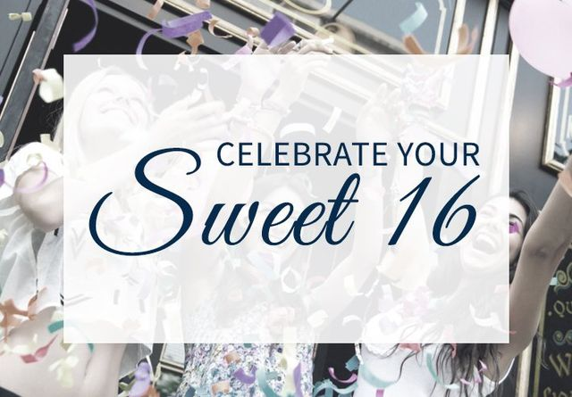 Sweet 16 & Wedding Packages Suffolk County, NY