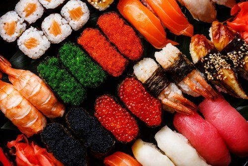 specialita tipiche giapponesi