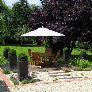 Green outdoor space
