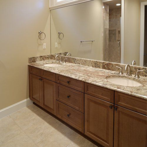 Custom Bathroom Cabinets Wilmington Nc