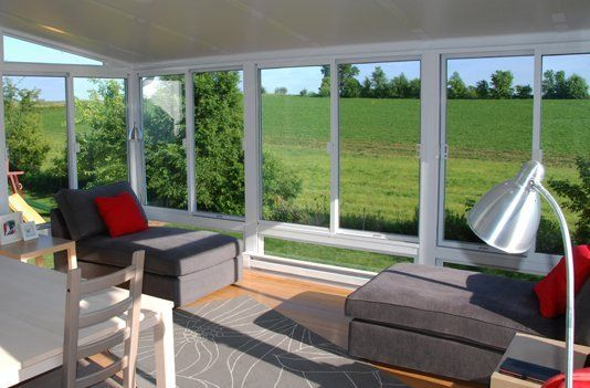 Betterliving By Queens Screen   Sunroom Installations