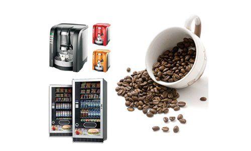 tazza caffè e distributori automatici