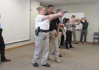 armed security guard El Paso TX & Phoenix AZ