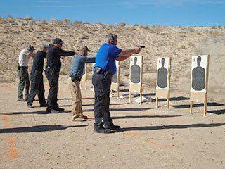 security firearms training Midland TX, Santa Fe NM