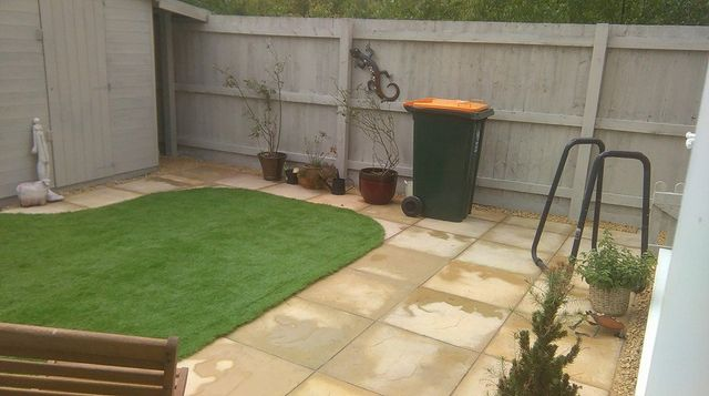 Jamesia gardening services gardeners in cardiff south wales driveway construction workwithnaturefo