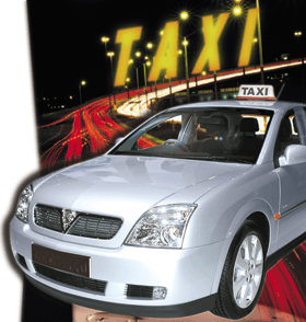 taxis - Bristol - Ezy's Taxis Ltd - Taxi-Montage