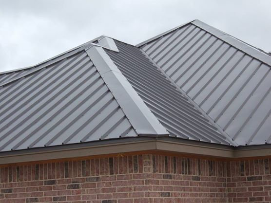 Metal Roof Austin Roofing and Construction