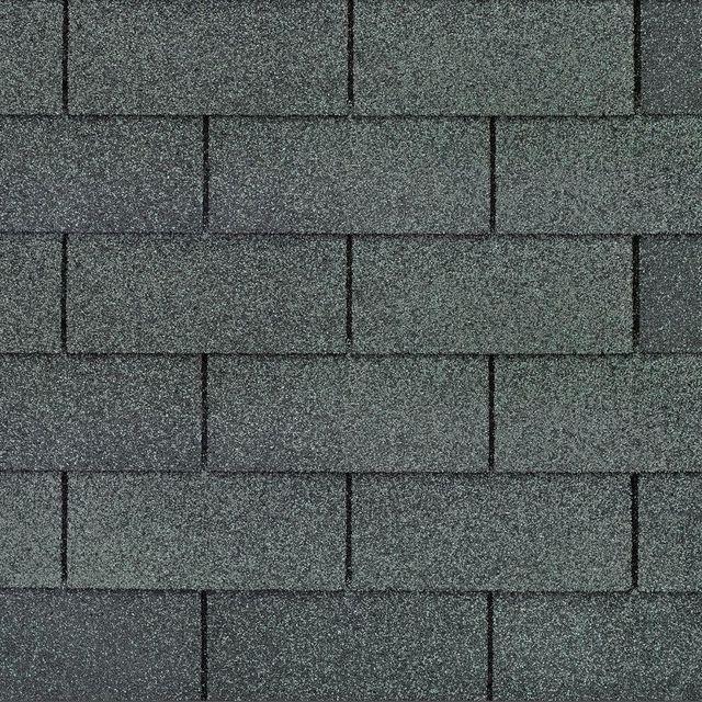Shingle Roof 3 tab; standard shingle roof; 25 year