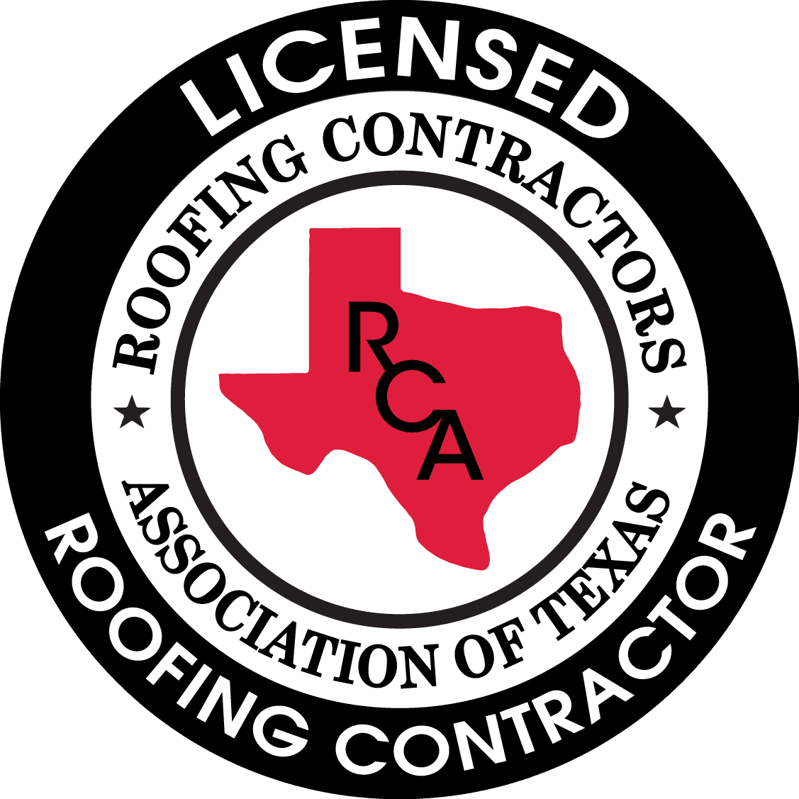 Licensed Roofing Contactor Texas