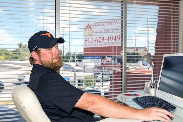 Tim Bowen Estimator Austin Roofing And Construction   Roofing Contractor