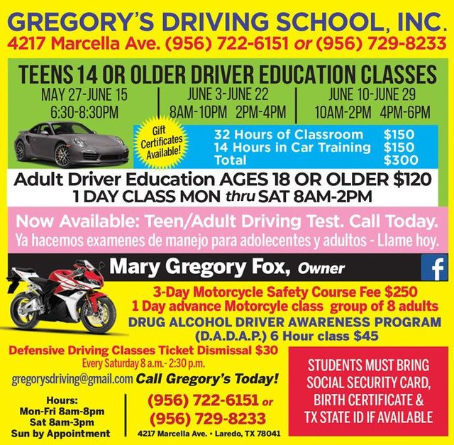 driver education course corpus christi
