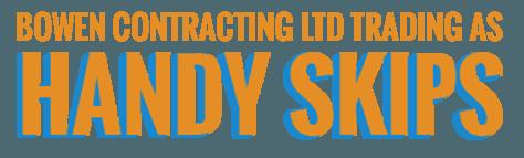 Handy Skips logo