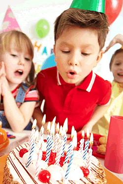 animazione per feste per bambini