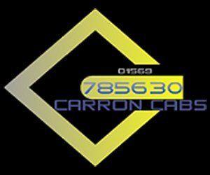 Carron Cabs logo