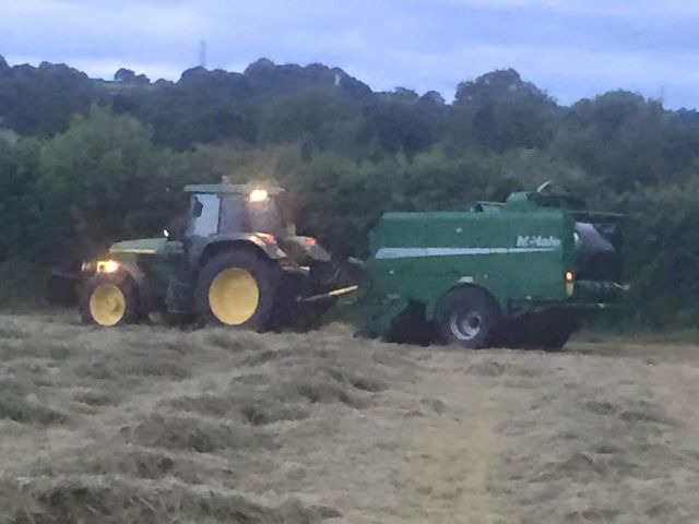 McHale Fusion Two baler