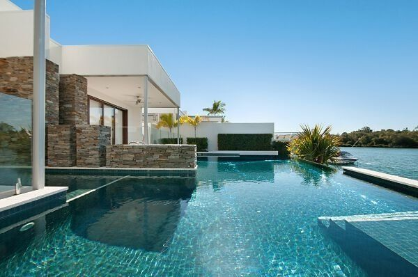 Swimming pool design and builder gold coast sundollar pools for Pool design gold coast