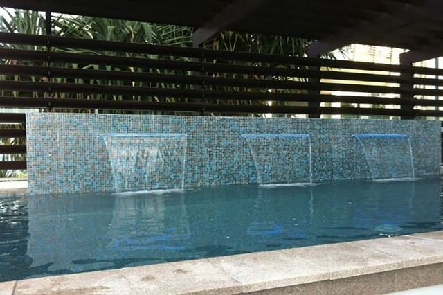 Water Features Swimming Pool Builder in Gold Coast