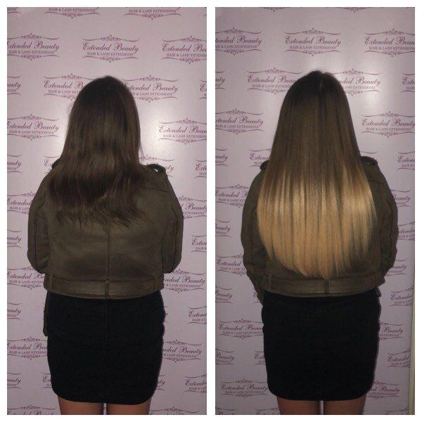 Hair Extensions Extended Beauty Essex