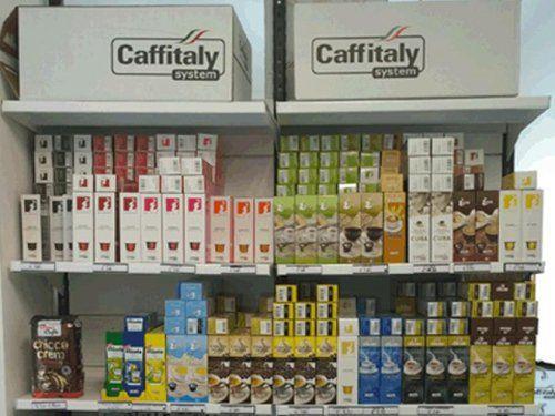 assortimento caffe CAFFITALY