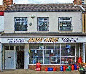 Tool hire - Stockton-on-Tees, North East England - Andy Hire - Saw