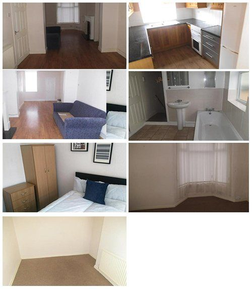 2 bedroom flat interior view