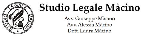 STUDIO LEGALE MACINO - LOGO