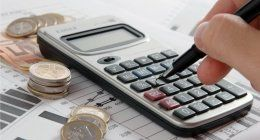 calcolatrice e monete