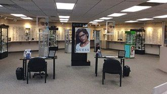 Detroit, Michigan, Eye Care Services | Fraser Optical