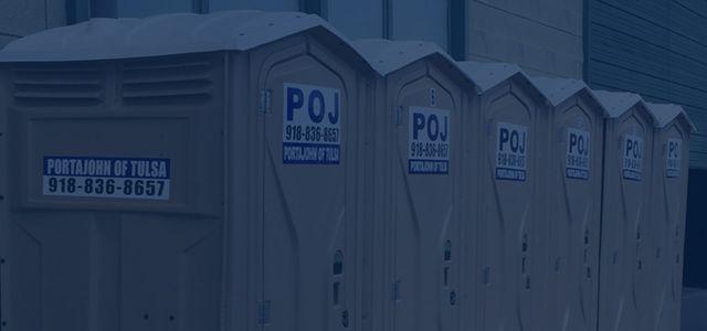 Portable Toilets in Tulsa, OK   Portajohn of Tulsa