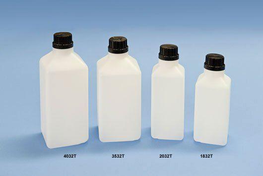 Tamper-evident bottles