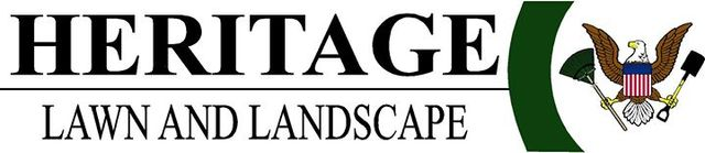 Heritage Lawn and Landscape's logo