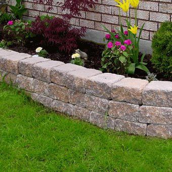 Lovely Retaining Walls U0026 Edging