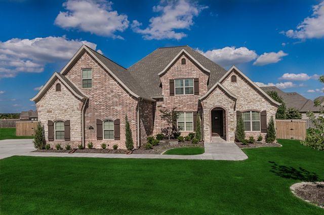 Custom Home Builder Northwest Arkansas Custom Homes By