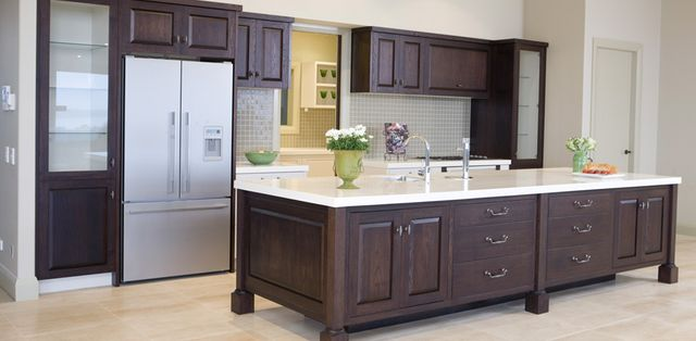 Kitchen joinery by Mastercraft